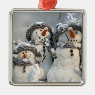 snowman Christmas Christmas Ornament