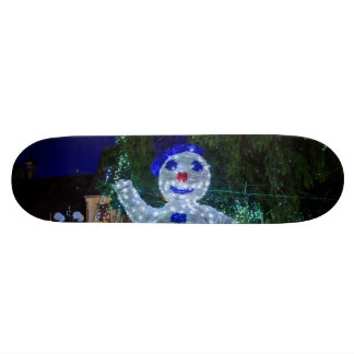 Snowman Christmas decoration Skateboards