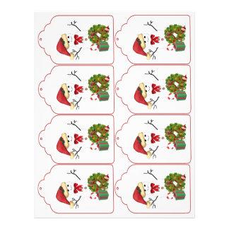 Snowman Christmas 21.5 Cm X 28 Cm Flyer