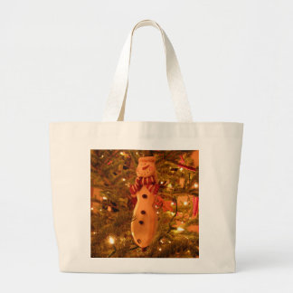 Snowman Christmas Tree Decoration Bags