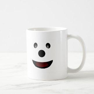Snowman Face - Mug