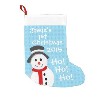 Snowman - First Christmas