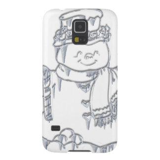 Snowman Galaxy S5 Cases