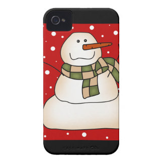 Snowman Gifts iPhone 4 Covers