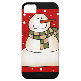Snowman Gifts iPhone 5 Case