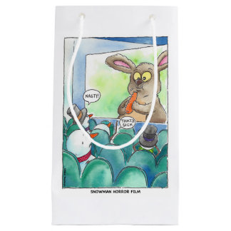 Snowman Horror Film Gift Bag