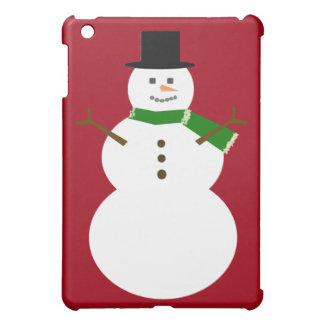 Snowman iPad Mini Case