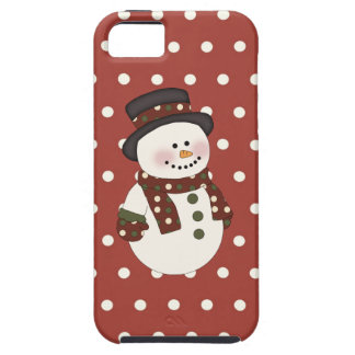 Snowman iPhone5 case mate vibe