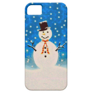 Snowman iPhone 5 Cover