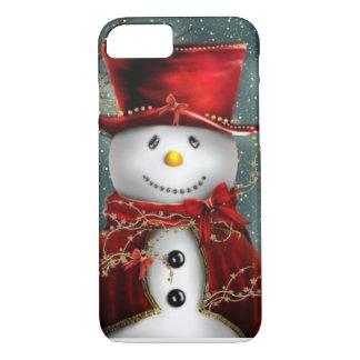 Snowman iPhone 8/7 Case