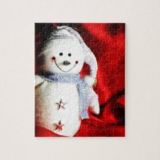 Snowman Jigsaw Puzzle