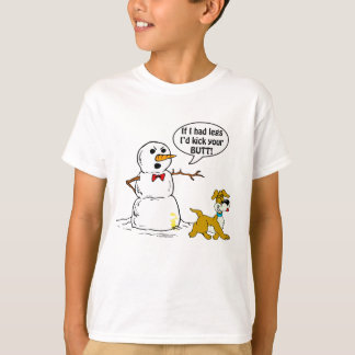 Snowman Joke T-Shirt