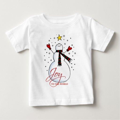 Snowman Joy Shirt