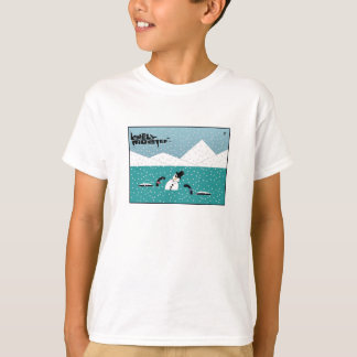 Snowman Lonely Monsters T-Shirt