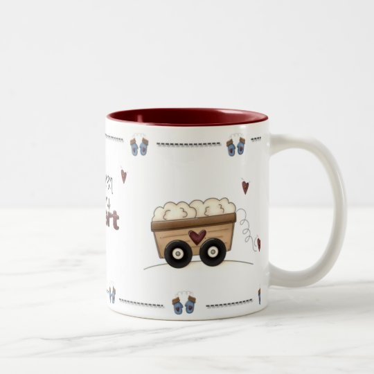 Snowman Melt My Heart Mug