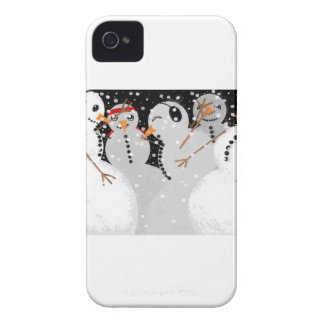 Snowman Party Case-Mate Case