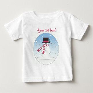 Snowman - Personalised Tshirts