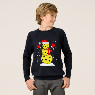 Snowman pickle T-Shirt Funny Christmas Gift Shirt