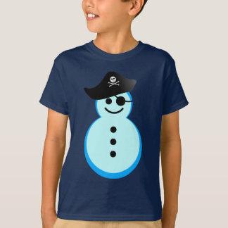 snowman pirate. T-Shirt