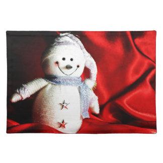 Snowman Placemat