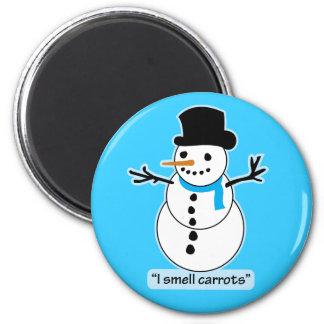 snowman refrigerator magnets