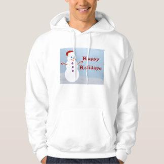 Snowman Santa, Sweatshirts