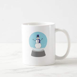 Snowman Snow globe Christmas gifts Coffee Mugs