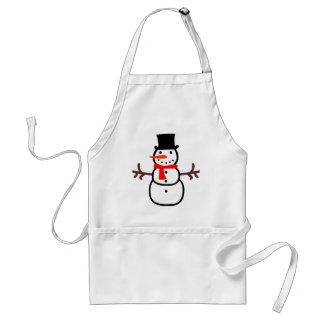 Snowman Standard Apron