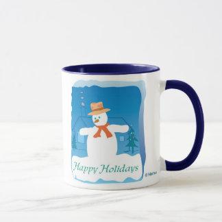 Snowman Time Mug
