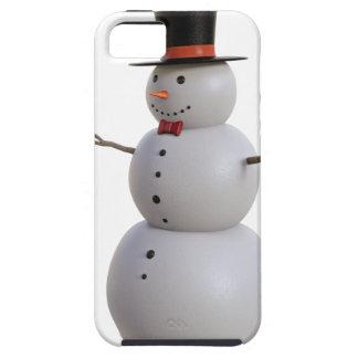 Snowman Tough iPhone 5 Case