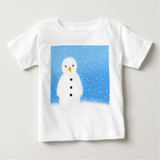 Snowman - tshirt