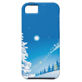 snowmans christmas iPhone 5 cover