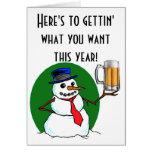 Snowman's Toast