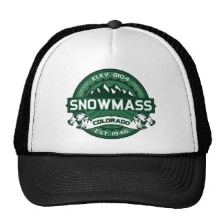 Snowmass Forest Cap