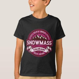 Snowmass Raspberry Tees