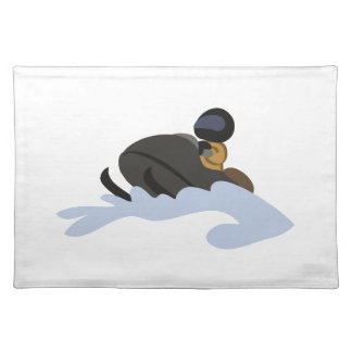 snowmobile placemats