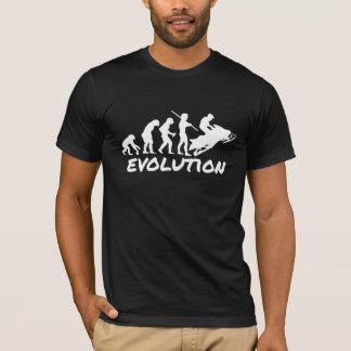 Snowmobile Evolution T-Shirt
