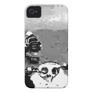 Snowmobile Freedom iPhone 4 Case-Mate Case