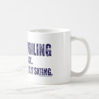 Snowmobiling-is-EASY[1] Coffee Mug