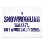 Snowmobiling-is-EASY[1] Custom Invite