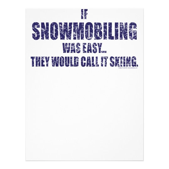 Snowmobiling-is-EASY[1] Flyer