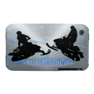Snowmobiling - Snowmobilers Case-Mate Case