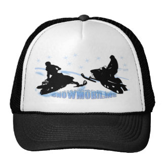 Snowmobiling - Snowmobilers Hat