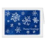 """""""Snowny Night"""" Holiday Card"""