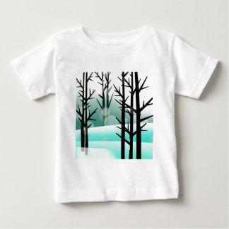 Snowscape Tee Shirts