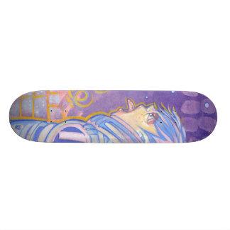 Snowshine Skate Deck