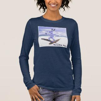 Snowshoe Hare Long Sleeve T-Shirt
