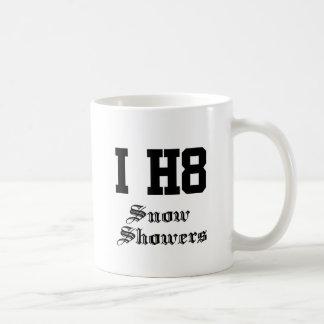 snowshowers basic white mug