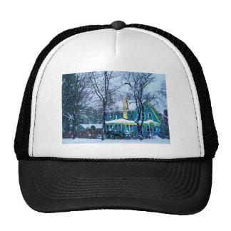 Snowstorm Trucker Hat