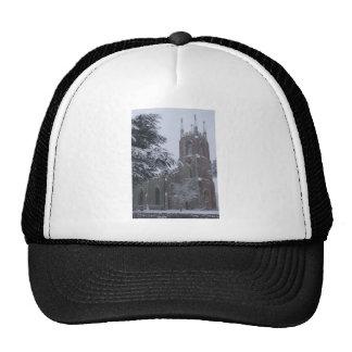 Snowy Christ Church II Hat